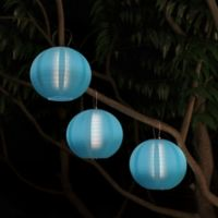 Pure Garden LED Pathway Light in Blue