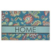 "Mohawk Home® Jacobean Century Home 18"" x 30"" Rubber Door Mat"