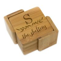 Stamp Out Square Shelton Coasters (Set of 6)