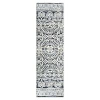 Bee & Willow™ Home Ashby 2' x 7' Runner in Grey/Ivory