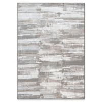 """Dynamic Rugs® Fribourg 6'7"""" X 9'6"""" Powerloomed Area Rug in Beige"""