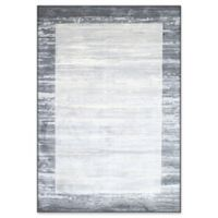 "Dynamic Rugs® Olten 2' X 3'11"" Powerloomed Area Rug in Grey"