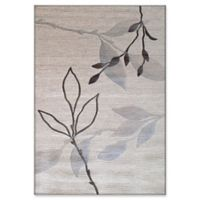 "Dynamic Rugs® Basel 3'11"" X 5'7"" Powerloomed Area Rug in Cream"