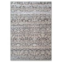 "Dynamic Rugs® Bern 3'11"" X 5'7"" Powerloomed Area Rug in Brick"