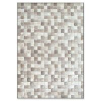 "Dynamic Rugs® Sion 3'11"" X 5'7"" Powerloomed Area Rug in Beige"