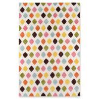 Momeni Boho 2' x 3' Hand-Tufted Multicolored Accent Rug