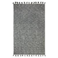 Dynamic® Loft 8' X 11' Flat-weave Area Rug in Charcoal