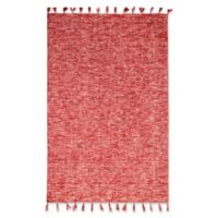 Dynamic® Loft 8' X 11' Flat-weave Area Rug in Red