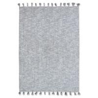 Dynamic® Loft 8' X 11' Flat-weave Area Rug in Silver
