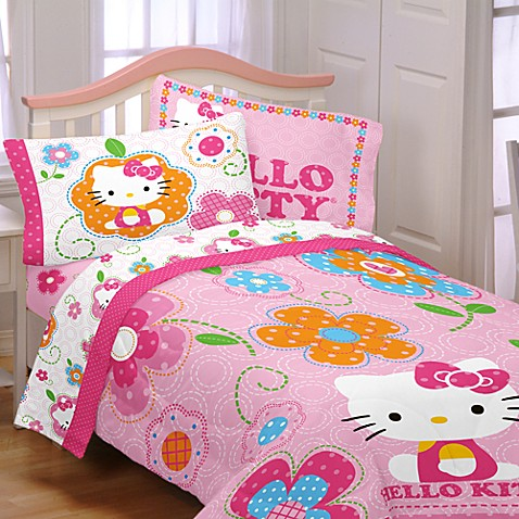 hello kitty bedroom sets buy hello kitty comforter set from bed bath amp beyond 15542