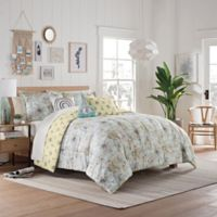 Waverly Kids Mapped Out 2-Piece Reversible Twin Comforter Set in Mint