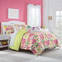 Waverly Kids Copacabana Reversible 3-Piece Twin Comforter Set