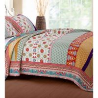Thalia Twin Quilt Set