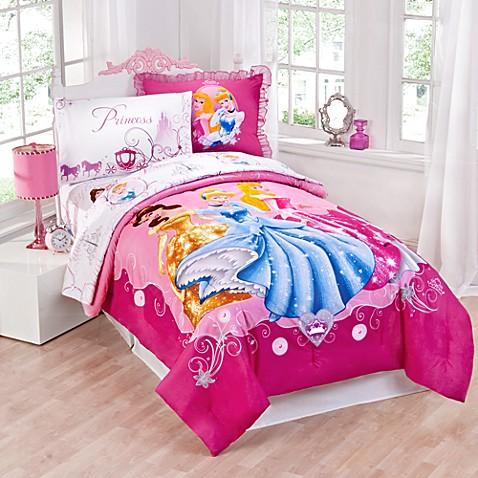 Disney® Princess Comforter Set Bed Bath & Beyond