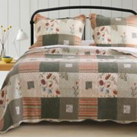 Sedona Twin Quilt Set in Natural