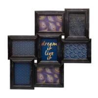 Melannco® 7-Picture Collage Frame in Blue