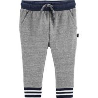 OshKosh B'gosh® 6-Month Knit Pants in Grey