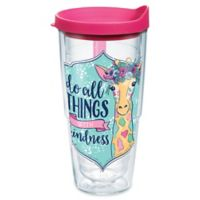 Tervis® Simply Southern® Kindness Giraffe 24 oz. Wrap Tumbler with Lid