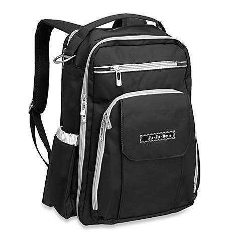 buy ju ju be be right back backpack style diaper bag in. Black Bedroom Furniture Sets. Home Design Ideas