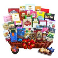 For the Party Festive Gourmet Gift Basket