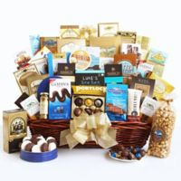 VIP Corporate Office Gigantic Gourmet Gift Basket