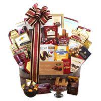 The Perfect Elegant Gourmet Gift Basket