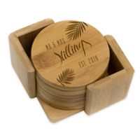 Stamp Out Round Stillings Coasters (Set of 6)