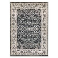 "Liora Manne Oushak 8'10"" X 11'9"" Powerloomed Area Rug in Grey"