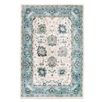 "Liora Manne Sarouk 8'10"" X 11'9"" Powerloomed Area Rug in Ivory"