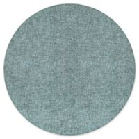 Liora Manne Fantasy 8' Round Tufted Area Rug in Green