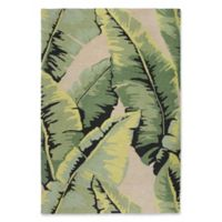 Liora Manne Palm 8'3 x 11'6 Area Rug in Green