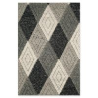 Safavieh Natura Niles 4' x 6' Area Rug in Anthracite