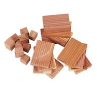 Household Essentials® 24-Piece Block and Cube Cedar Fresh Value Pack
