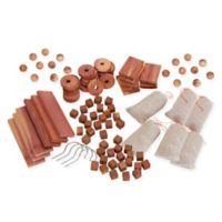Household Essentials® 96-Piece Cedar Closet and Storage Value Pack