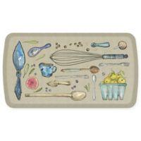 """GelPro® Elite 20"""" x 36"""" Kitchen Tools Kitchen Mat in Warm Stone"""