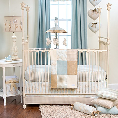Glenna Jean Central Park Crib Bedding Collection Bed