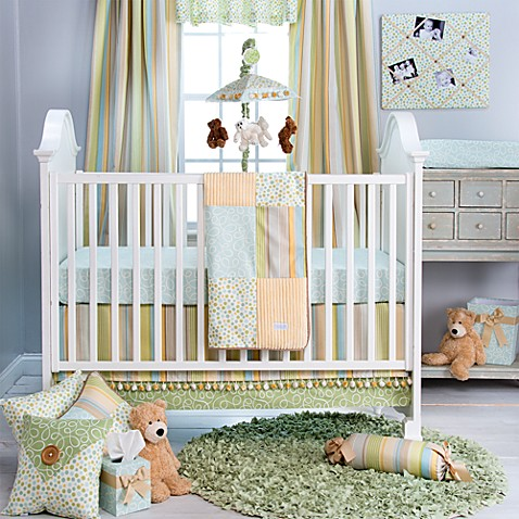 Glenna Jean Finley Crib Bedding Collection Bed Bath Amp Beyond