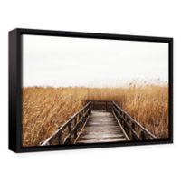 Studio Brookview Fall Walk III 24-Inch x 36-Inch Canvas Wall Art