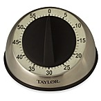 Taylor Long Ring 60-Minute Kitchen Timer