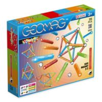 Geomag™ Confetti 35-Piece Magnetic Kit