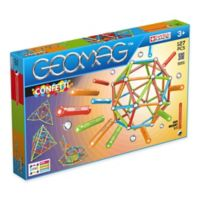 Geomag™ Confetti 127-Piece Magnetic Kit