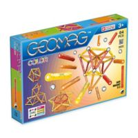 Geomag™ Color 127-Piece Magnetic Kit