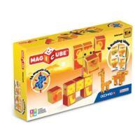 Geomag™ Magicube™ 14-Piece Safari Park Magnetic Cube Set