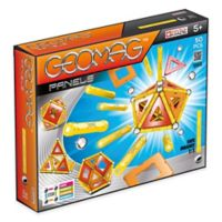 Geomag™ Panels 50-Piece Magnetic Construction Kit