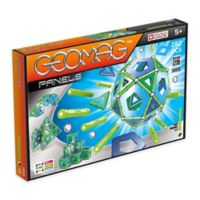 Geomag™ Panels 114-Inch Magnetic Construction Kit