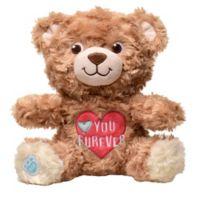 "Build-A-Bear® Heartbeat ""I Love You Forever"" Plush Bear"