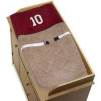 Sweet Jojo Designs All Star Sports Changing Pad Cover