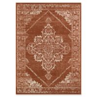 Buy Red Amp White Rug From Bed Bath Amp Beyond