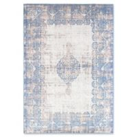 Rugs America Zyra 8' X 10' Powerloomed Area Rug in Blush