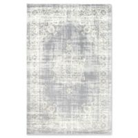Rugs America Maxwell Vintage 5'1 x 7' Power-Loomed Area Rug in Earthy Grey